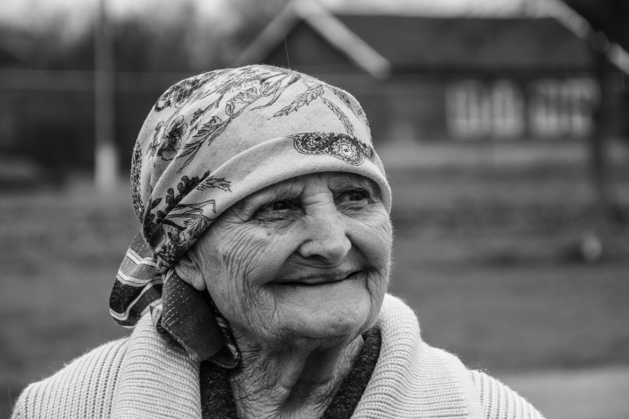 Фото бабушка 18 25 фотография