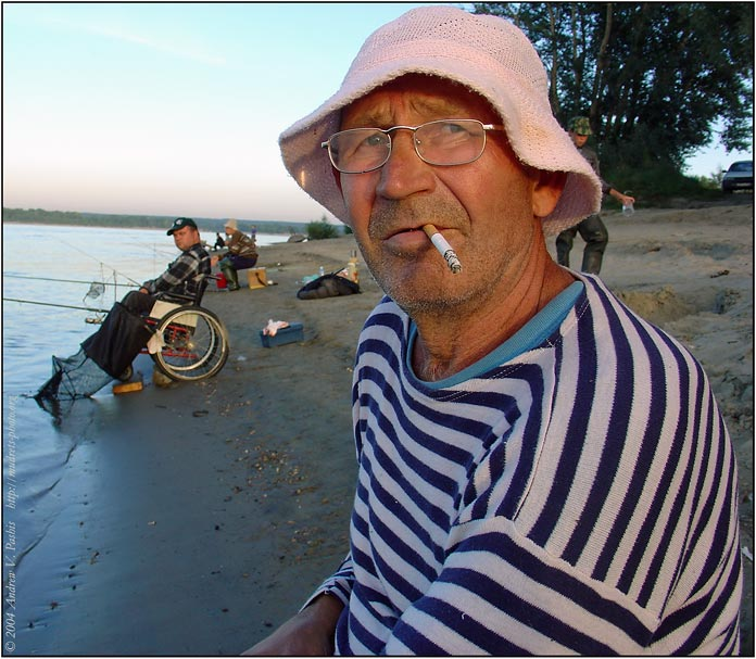 новые фото а рыбака