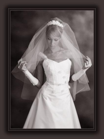 ...тела и удачного макияжа для настоящей невесты-принцессы.