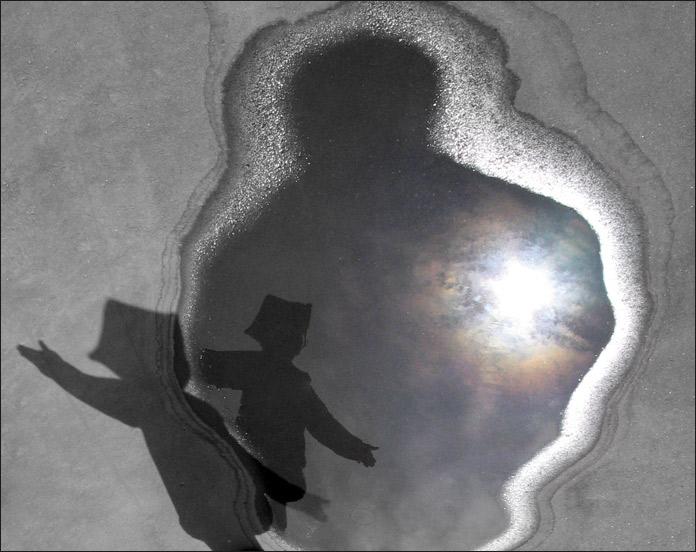 картинка свет и тень жизни появились