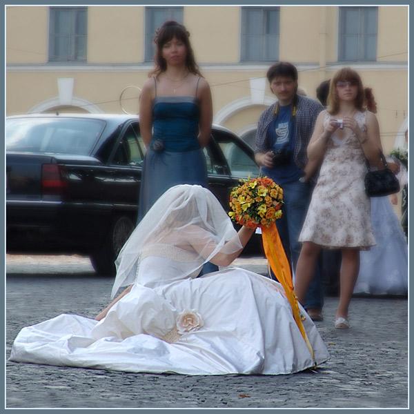 фото невест казусы кофейный