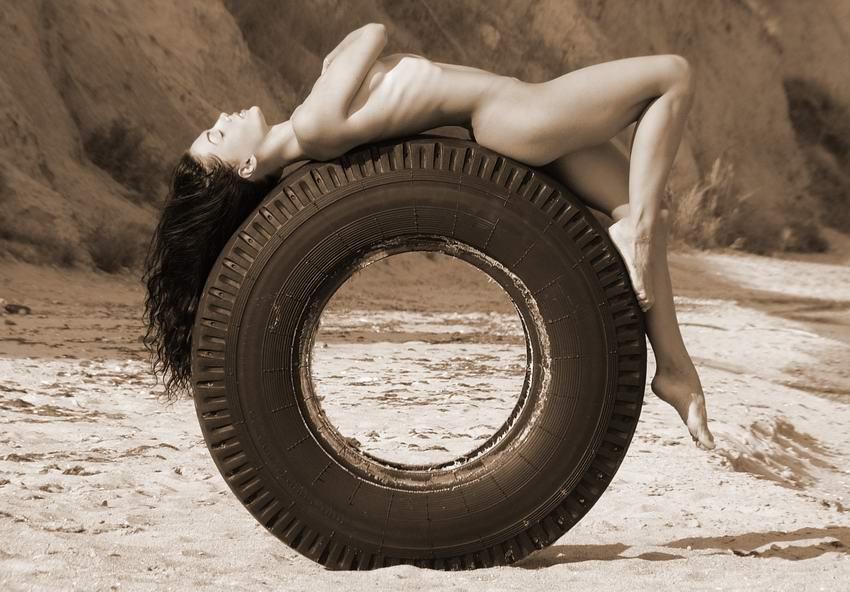 Девушки на колесах эротика — img 2
