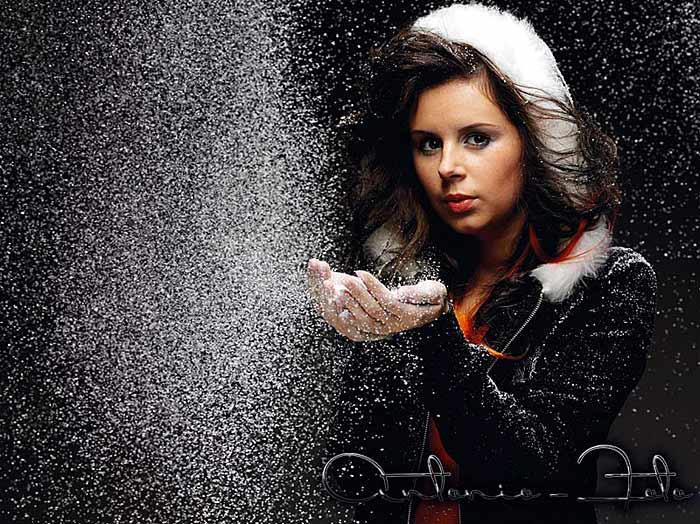 """вот эта панорамная картина """"первого снега """"меня покорила. а у вас снег идет ? если нет, то картинки для вас..."""