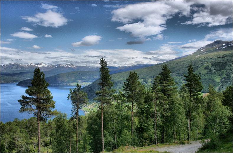 сюда европейский север картинки радоновые