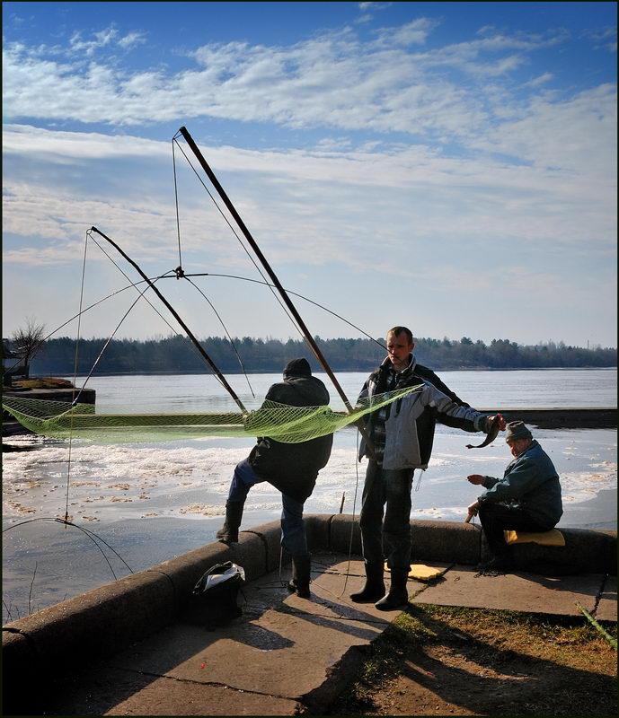 рыболовные радости