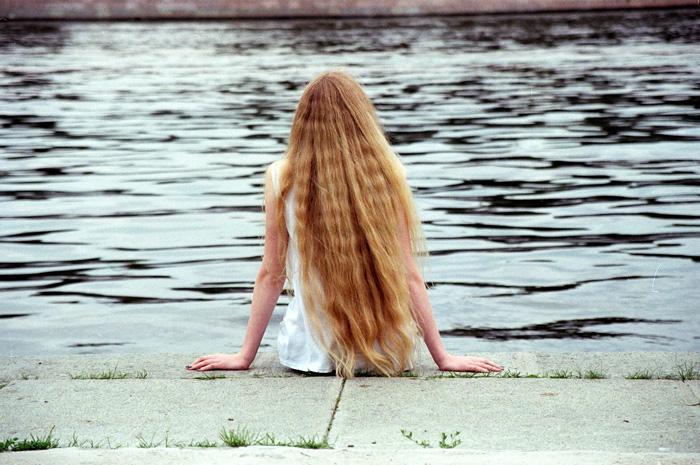Ведь, здоровые красивые , длинные волосы - это самое шикарное.