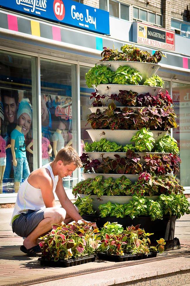 печи продавец цветов смешное фото космические