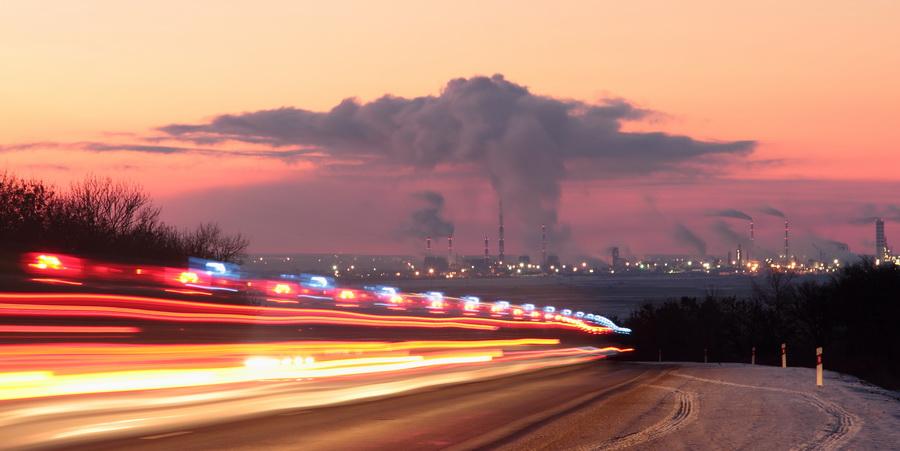 Город химии и химиков Невинномысск