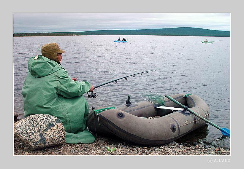 рыбалка с лодки совет