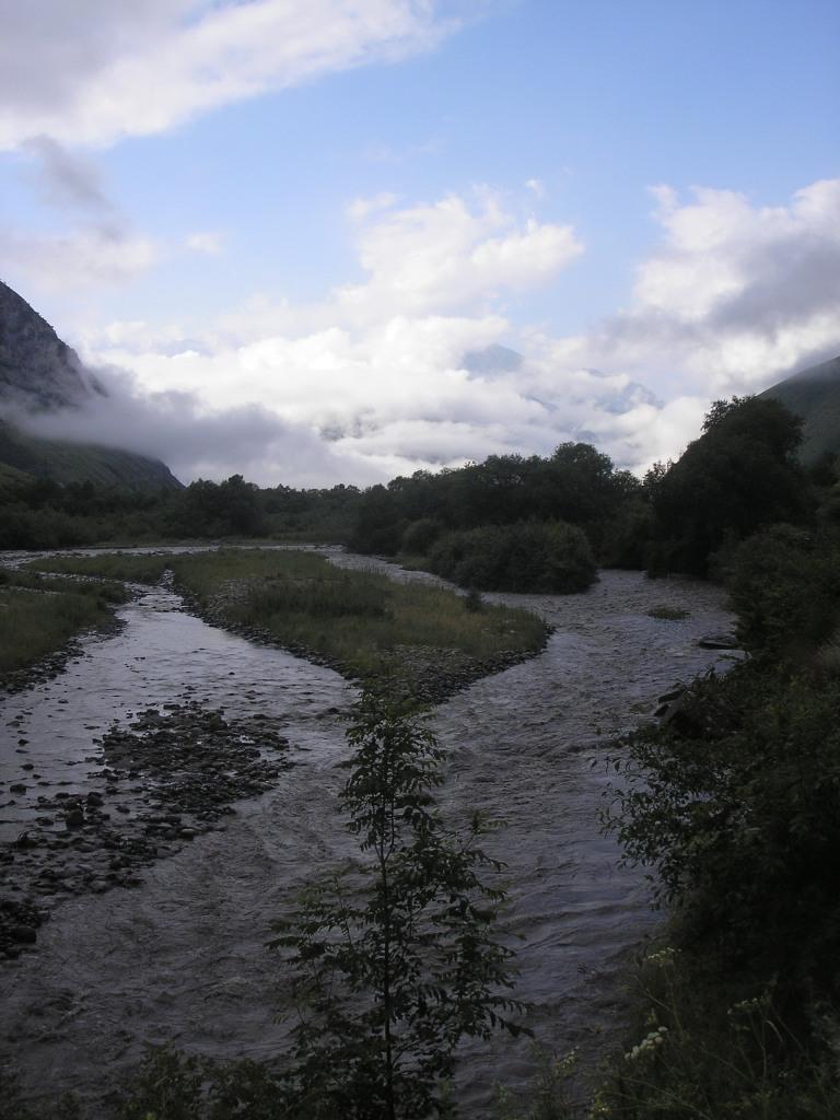 Река терек в картинках