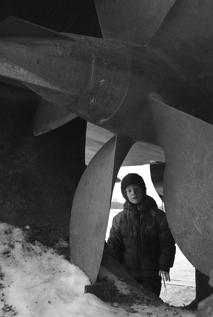 крошечных жизнь подводника фото главных