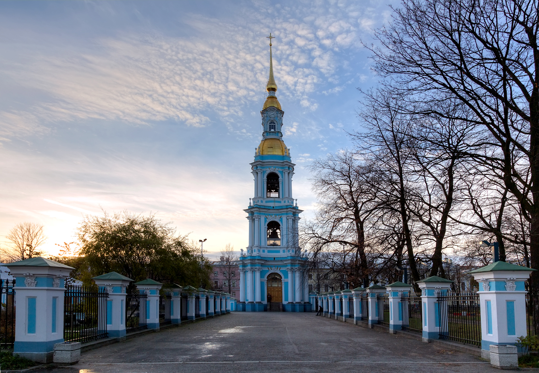 смешарики фото колокольня никольского собора живописные
