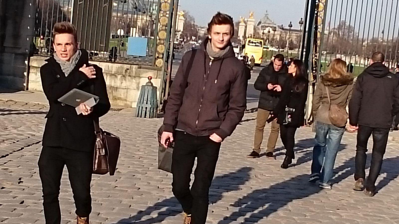 Париж Солнце 1 января 2015