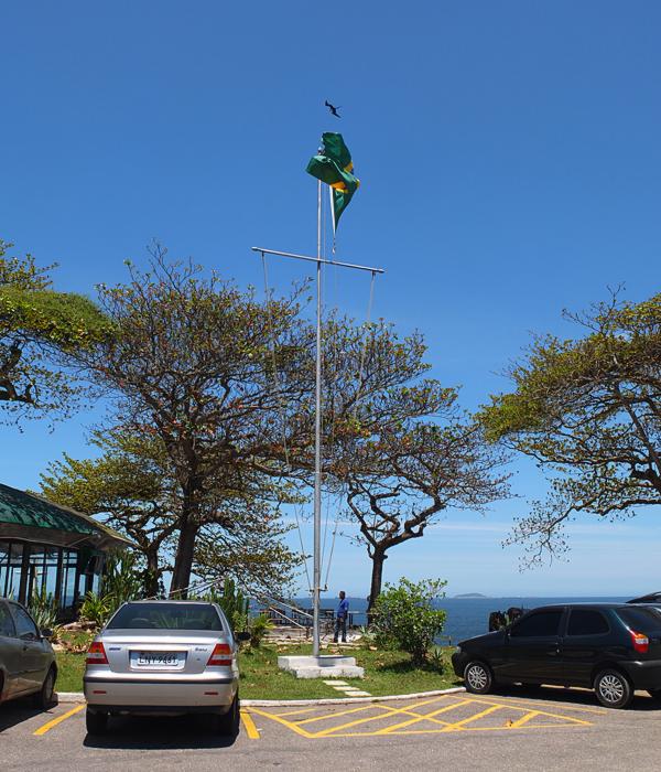 Бразилия Крепость Санта-Круз