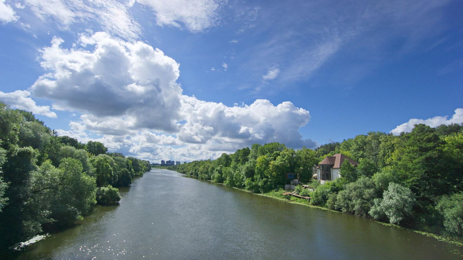 Фото реки десны брянск