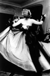 Jacob Tuggener - Tanzende Frau (dancong lady) - 1949,  © Jacob Tuggener Fondation