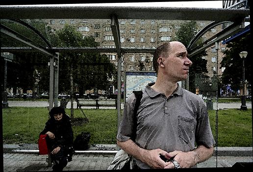 "&copy;Александр Слюсарев . «Из цикла ""Трансдекаданс""<br>Цифровая манипулированная фотография»"