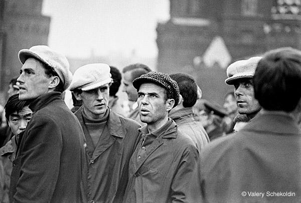©Валерий Щеколдин. «Москва. 1970»