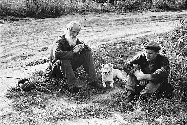 ©Валерий Щеколдин. «Ульяновск. 1975»