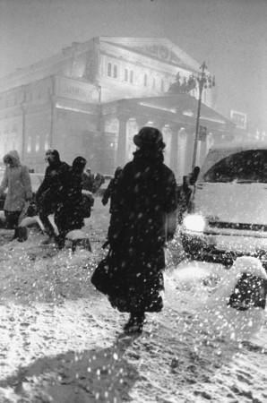 © Игорь Мухин, Из серии «Тяжелое дыхание Зимы, часть II»
