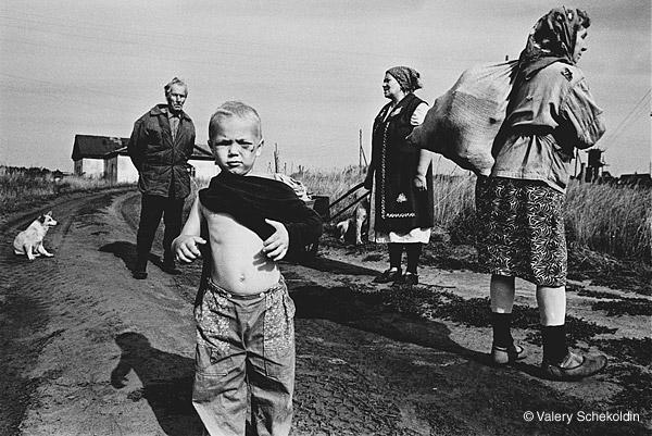 ©Валерий Щеколдин. «Ульяновская область. 1991»