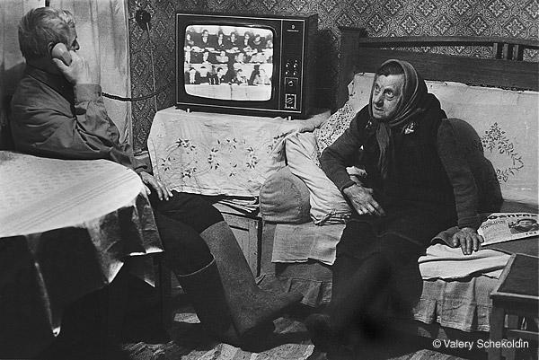 ©Валерий Щеколдин. «Тверская область. 1981»