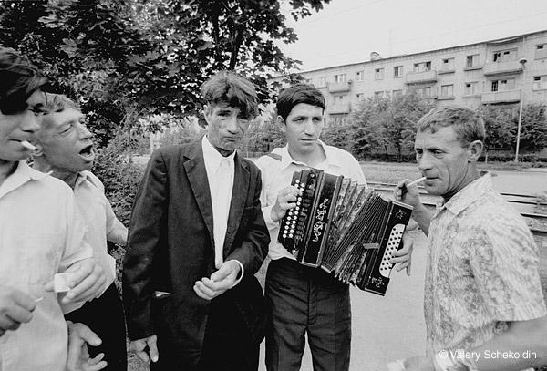 ©Валерий Щеколдин. «Ульяновск. 1976»