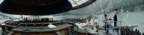©Джефф Уолл. «Реставрация, 1993»