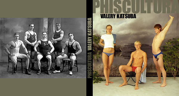 Phiscultura. Valery Katsuba. Turner, Madrid, 2006. ISBN 978-84-75-06-771-1, ������ 290�32 ��, 162 �������� ���� ������� � ��� ������� �����, �������� �� ������������� � ��� ����, ������ �����. ���� ������� ���������.