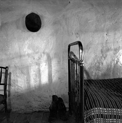 © Сергей Гитман. Деревенское жилище, Западная Грузия