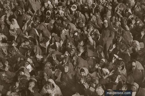 ©Макс Пенсон  (1893-1959). «Женское собрание»
