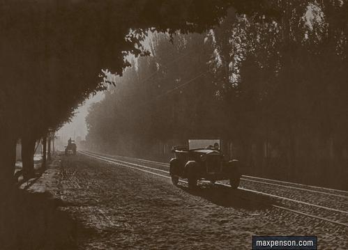 ©Макс Пенсон  (1893-1959). «Утро в Ташкенте»