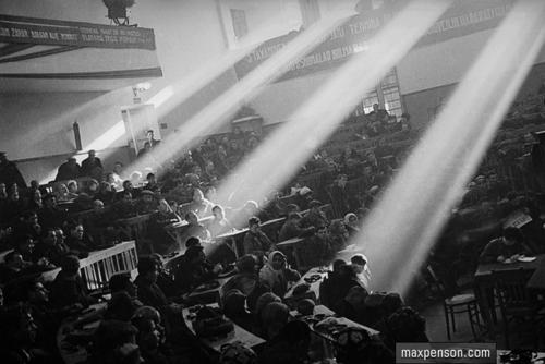 ©Макс Пенсон  (1893-1959). «Зал заседаний Верховного Совета. Ташкент»
