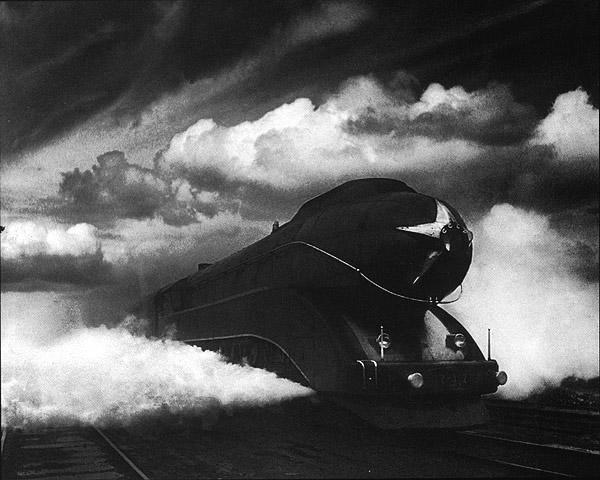 ©Аркадий Шайхет. «Экспресс, 1939»