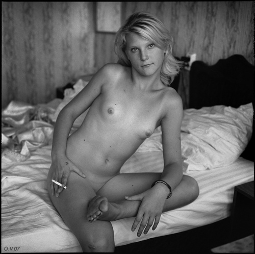 """©Олег Виденин. «Из серии """"Отель"""". Астрахань. 2007 год»"""