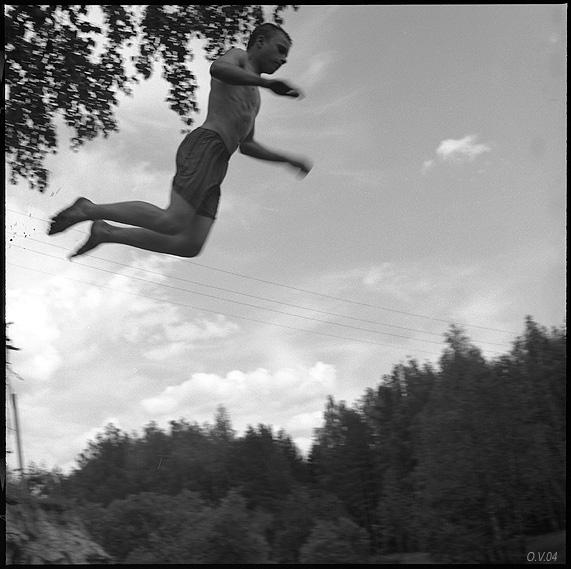 ©Олег Виденин. «Нота. Брянская область. 2004 год»