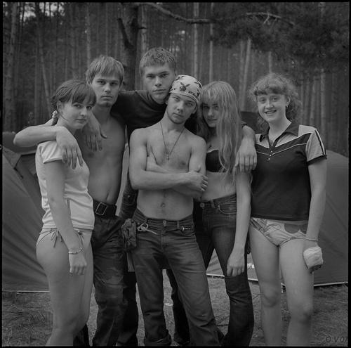 ©Олег Виденин. «Сосновый бор. Брянская область. 2007 год»