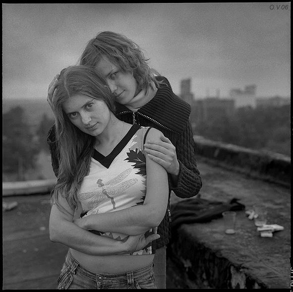 ©Олег Виденин. «Стрекоза. Брянск. 2006 год»