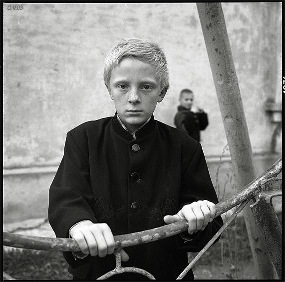 ©Олег Виденин. «Россия молодая. Брянская область. 2003 год»