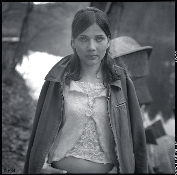 ©Олег Виденин. «Пуговка. Брянская область. 2006 год»