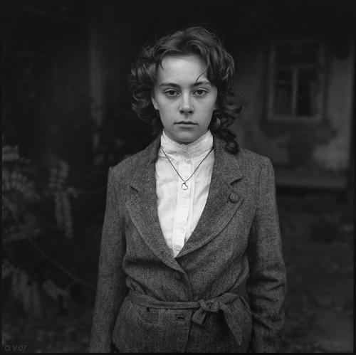 ©Олег Виденин. «Портрет с кулоном. Астрахань. 2007 год»