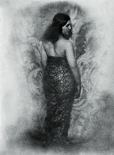 ©Александр Гринберг. «Этюд. 1926»