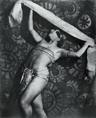 ©Александр Гринберг. «Восточный танец. 1926»
