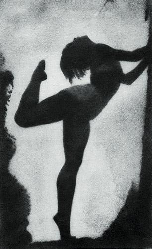 ©Александр Гринберг. «Этюд. 1925»