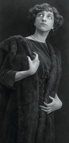 ©Александр Гринберг. «Портрет. 1920»