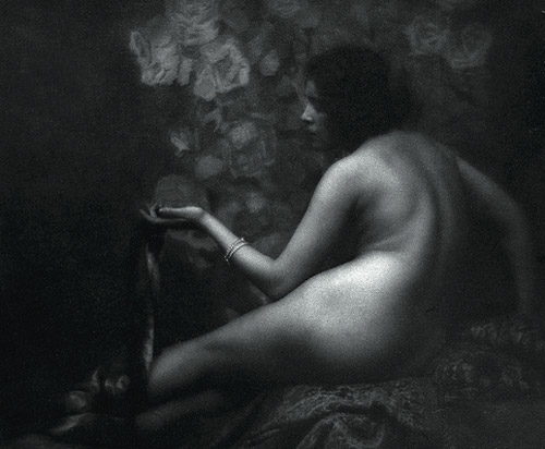 ©Александр Гринберг. «Сидящая с чашкой. 1928 (?)»
