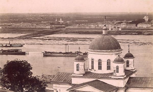 ©Андрей Осипович Карелин. «О.А.Карелин (1837-1906), Н.Новгород. 1889»
