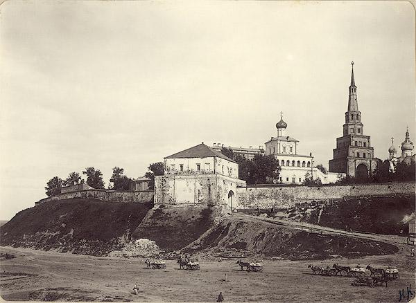 ©Николай Сергеевич Кротков. «Казань, Конец 19 - начало 20 века»