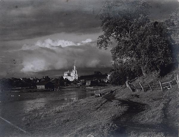 ©Леонид Шокин. «Собор в Кимрах»