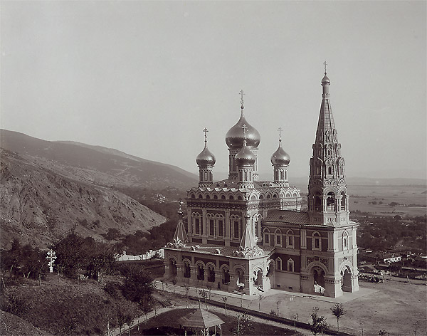 ©Петр Браборков. «ст.Загора, Болгария, 1903 г.»